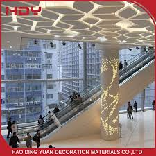 Interior Design Specification Inspiration China Aluminum Shopping Center Board Ceiling Specification 商业