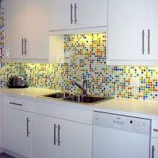 Kitchen glass mosaic backsplash Feature Multi Color Glass Tile Backsplash Kitchen Glass Tile On Bijou Kitchen Retro Sink Glass Mosaic Tiles Helloblondieco Multi Color Glass Tile Backsplash Kitchen Glass Tile On Bijou