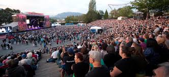 Pne Summer Concert Seating Chart Summer Night Concerts Pne