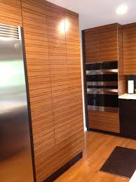 Quarter Round Kitchen Cabinets Kitchen Cabinets Made With Reconstituted Quarter Cut Rosewood From