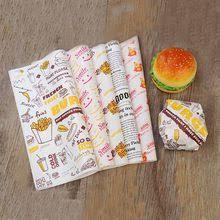 <b>fast food</b> paper