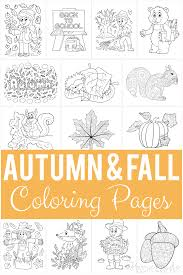 As an amazon affiliate, i make a small portion. 81 Best Autumn Fall Coloring Pages Free Pdf Printables For Kids
