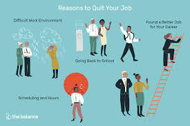 Good Reasons For Leaving A Job On An Application Top 10 Good Reasons To Quit Your Job
