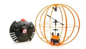 <b>Радиоуправляемый</b> вертолет Space Ball с защитой от ударов