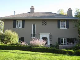Stucco Exterior House Paint Colors Homes Channel Front Door - Farmhouse exterior paint colors