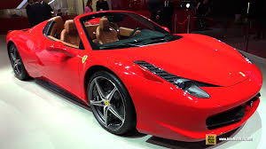 ferrari 2015 models. 2015 ferrari 458 spider exterior and interior walkaround 2014 paris auto show youtube models