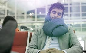Man Shaped Pillow Travel Non Essentials Should You Buy This Infinity Pillow