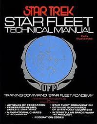 Star Trek Star Charts Book Star Trek Star Fleet Technical Manual Wikipedia