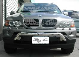 Front Bumper Guard S/S | Auto-Beauty Vanguard