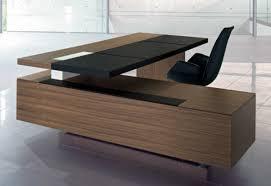 modern office desk. Working Desks / Systems: CEOO Desk By Walter Knoll At STYLEPARK Modern Office