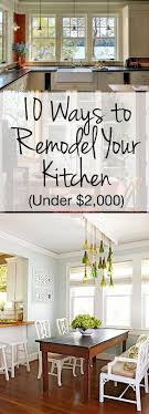 Do It Yourself Kitchen Remodel 25 Best Ideas About Diy Kitchen Remodel On Pinterest Kitchen
