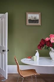 sap green green walls living room