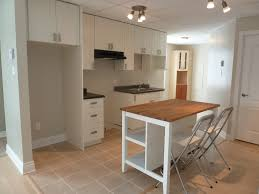 Basement Kitchen Small 17 Best Images About Basement Apartment Ideas On Pinterest