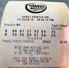 เงินรางวัลของ Mega... - หวยขูดอเมริกา-Mega millions-Powerball