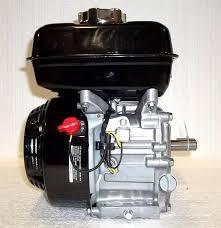 Honda Horizontal Engine 4.8 Net HP 163cc OHV 20mm Shaft #GX160-SMC7 ...