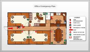 office floor planner. Sample 13: Floor Plan \u2014 Office Emergency Planner