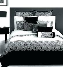 duvet covers black and cream red and black duvet covers king size dark black and white