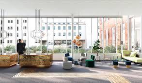 home office interiors. Scandinavian Design Home Office Interior Modern Medical Interiors I