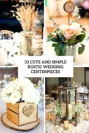 rustic table decorations ideas decoration outdoor rustic wedding centerpiece vintage weddings inspired centerpieces round tables impressive