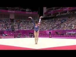 floor gymnastics olympics. 2012 Olympics Women\u0027s Gymnastics Floor Final - Raise Your Glass N