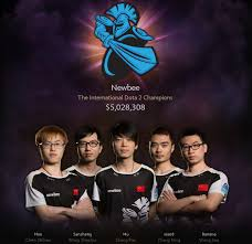 the international dota 2 championships ti4 highlights newbee