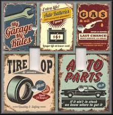 vintage chevrolet sign. light switch plate cover vintage car garage signs man cave home decor 03 chevrolet sign