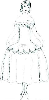 Dress Up Coloring Pages Barbie Coloring Pages Fashion S Ses Click