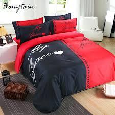 art duvet cover 3 her his king size duvet cover pillowcase word art couple bedding art duvet cover