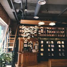 Book Cafe Design Concept Cute Book Cafe In Seoul South Korea Korea Cafe Korean