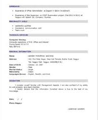 Mba Resume Of Finance Samples Mba Resume Of Finance Samples 2018