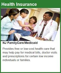 Nj Family Care Medicaid Department Of Family And Community