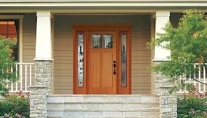 white craftsman front door. Craftsman Front Door With Sidelights Collection White . N