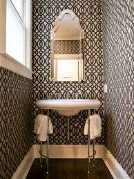 ... Large Size Original Geometrics Niche Interiors Bathroom S Rend Hgtvcom  ...