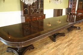 large dining table. Extra Large American Made Banquet Table For 18 People Dining B