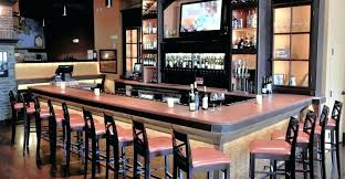bar countertop ideas tops tiki bar countertop ideas