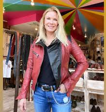 People born on july 25 fall under the zodiac sign of leo. Katherine Kelly Lang On Instagram Having Fun In Our Store Today Every Day Is So Much Fun We Enjoy Doing The Lives Katherine Kelly Red Leather Jacket Kelly