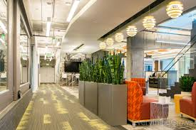 interior landscaping office. Sansevieria In Earthwall Containers Make A Natural Room Divider Interior Landscaping Office