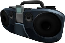 It can be purchased for 350 robux. Download Boombox Gear Roblox Gear Id Boombox Png Image With No Background Pngkey Com