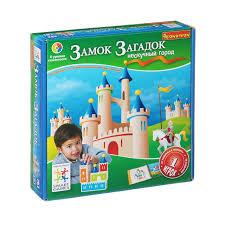 <b>Настольная игра BONDIBON Логическая</b> игра Замок загадок ...