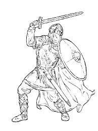 Knight Coloring Page Knight On Horse Coloring Page Coloring Pages Of