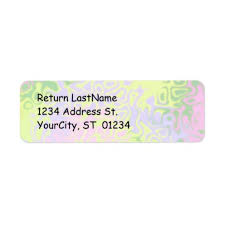 freereturn free download sample avery label template free return address labels