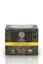 <b>Sauna &</b> Spa Natural Siberian Foot Butter – <b>Natura Siberica</b> Estonia