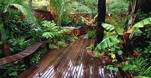 Small Picture Contemporary Deck Gardens To Decorating