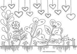 25 Ontwerp Kleurplaat Hartjes En Bloemen Mandala Kleurplaat Voor