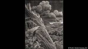 M C Escher Perspektive Auf Den Kopf Gestellt Alle Multimedialen