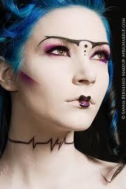 alien makeup 33 cool