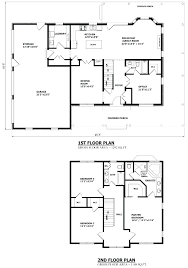 small 2 story house plans square two without garage with underneath small 2 story house plans square two without garage with underneath
