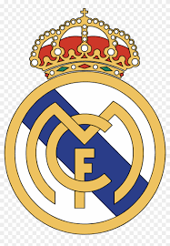 Pes has pinched a real madrid legend from fifa. Real Madrid C F Logo Black And White Real Madrid Logo Png Free Transparent Png Clipart Images Download