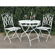 white iron patio furniture. White Iron Garden Bench Stunning Metal Outdoor Furniture . Patio