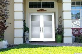 glass door with sidelights glass front doors in double door full inserts white doors on home